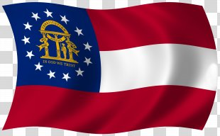 Flag Of Georgia Cobb County Flag Of The United States - Flag PNG