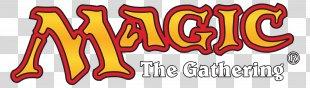Magic: The Gathering Logo Collectible Card Game Magic Points - Magic PNG
