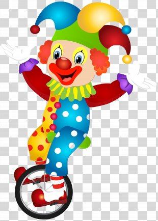 Clown Stock Photography Clip Art - Cute Clown Clip Art Image PNG