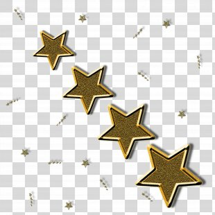Virginia Star Stock Photography Child - Gold Stars PNG