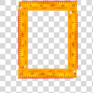 Ruler Picture Frames Royalty-free Clip Art - Ruler PNG