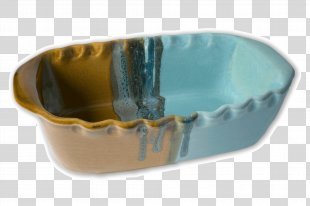 Bread Pan Bowl Pottery Ceramic - Bread PNG