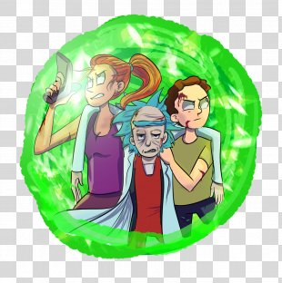 Rick Sanchez Prison Animation Character - Jail PNG