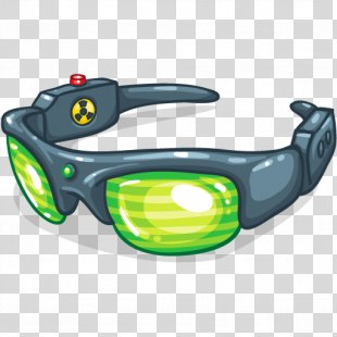 Goggles Sunglasses X-ray Specs - X-ray PNG
