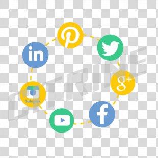 Logo Social Media Brand Product Diagram - Social Media PNG