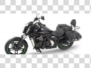 Motorcycle Fairing Motorcycle Accessories Kawasaki Vulcan Cruiser - Motorcycle PNG