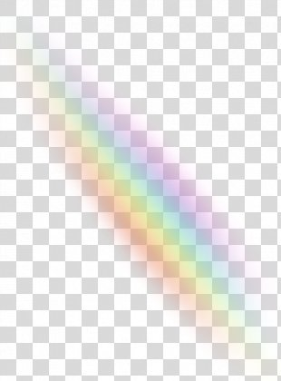 Rainbow Light Sticker - Rainbow PNG