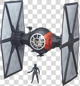 Star Wars: The Black Series TIE Fighter First Order Action & Toy Figures - Tie PNG
