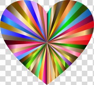 Heart Starburst Clip Art - Starburst PNG