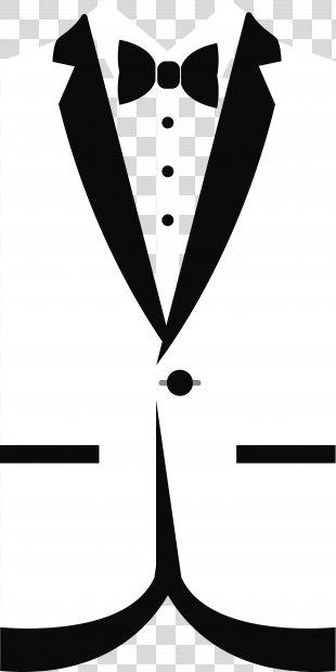 T-shirt Tuxedo Bow Tie Clip Art - Tie PNG