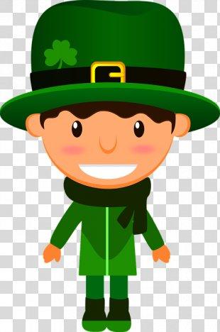 Saint Patrick's Day Celebrate St. Patrick's Day 17 March Irish People Clip Art - Saint Patrick's Day PNG