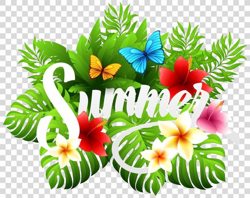 Summer Clip Art, Summer Decorative Image Clipart PNG