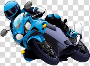 Motorcycle Accessories Car Motorcycle Racing Clip Art - Motorcycle PNG