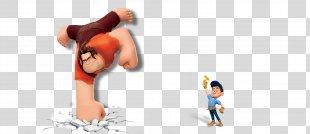 Fix-It Felix Film - Wreck It Ralph Clipart PNG