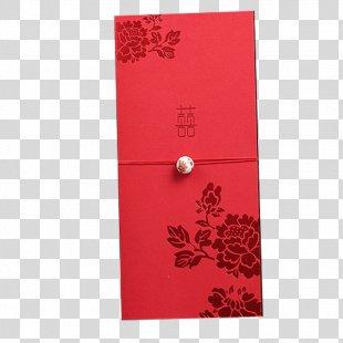 Wedding Invitation Paper Convite Marriage - Wedding Invitations PNG