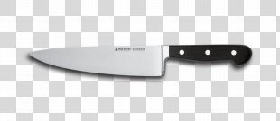Chef's Knife Kitchen Knives Zwilling J.A. Henckels - Chef's Knife PNG