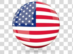 Flag Of The United States English Spoken Language - American Us Flag Transparent PNG