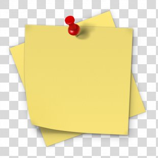 Post-it Note Paper Sticker Sticky Notes - Post-it Note PNG