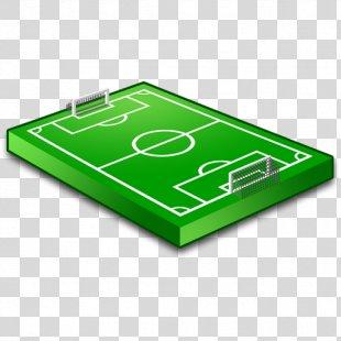 Football Pitch Stadium - Football Field Lawn PNG