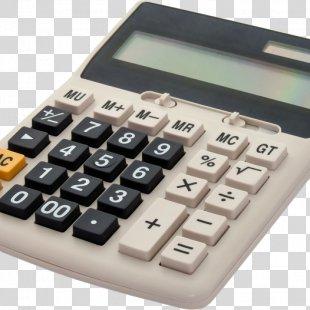 Calculator Calculation - Calculator PNG
