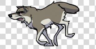 African Wild Dog Siberian Husky Drawing Image Clip Art - Airwolf Cartoon PNG