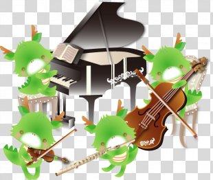 Piano String Instruments - Piano PNG