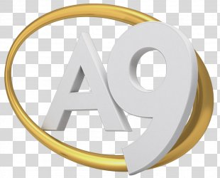 A9 TV Television Logo Poster - Tv PNG