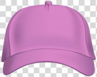 Cap Pink Clip Art - Cap PNG