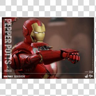 Pepper Potts Iron Man Figurine Action & Toy Figures Extremis - Pepper Potts PNG