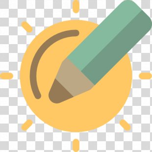 Pencil Drawing Icon - A Pencil PNG