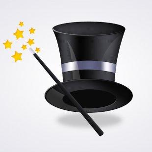 Magic Hat Brewing Company Wand Clip Art - Magic PNG