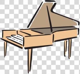 Piano Musical Keyboard Clip Art - Piano PNG