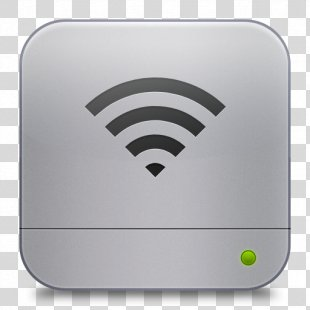 Multimedia Technology Font - Wifi PNG