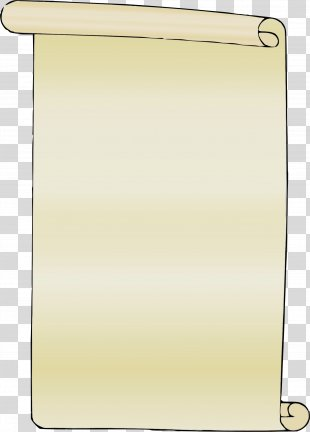 Scroll Background - Scroll Yellow PNG
