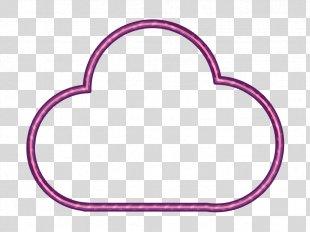Call Icon Cloudapp Icon Contact Icon - Magenta Purple PNG