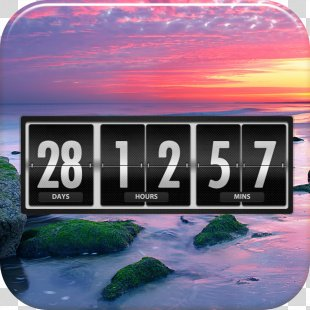 Vacation Countdown Travel Holiday Too Many Ads - Vacation PNG