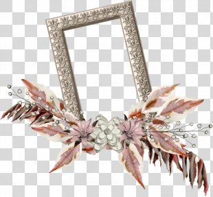 Picture Frames Flower Jewellery Clip Art - Flower PNG