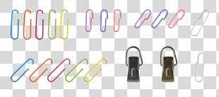 Paper Clip Post-it Note Binder Clip - Paper Clip PNG