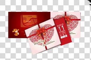 Wedding Invitation Paper Marriage U8acbu5e16 - Invitation Card,Wedding Invitation,invitation PNG