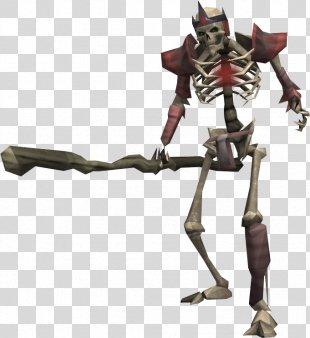 Skeleton RuneScape Death Wizard Joint - Skeleton PNG