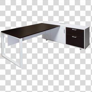 Desk Trestle Table Furniture TV Tray Table - Desk PNG