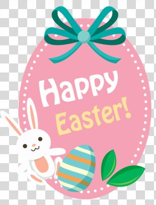 Easter Bunny Easter Egg Drawing Happy Easter, Bunny! - Easter PNG