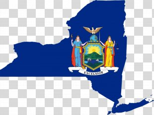 New York City Coat Of Arms Of New York Flag Of The United States State Flag - New York PNG