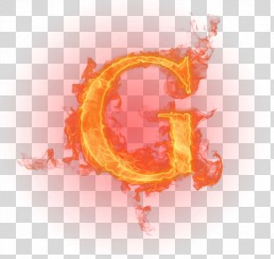 Letter English Alphabet Fire Flame - Flame Letter PNG