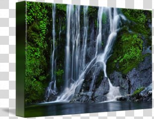Waterfall Sturtevant Falls Water Resources Watercourse - Waterfall Scenery PNG