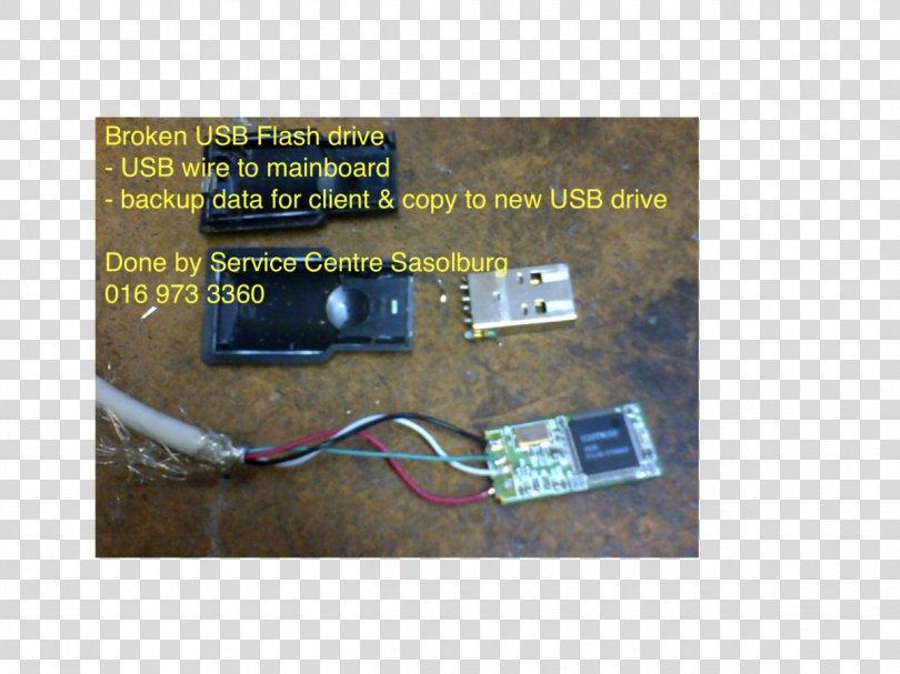 Electronics Electronic Component, Usb Pendrive Error PNG