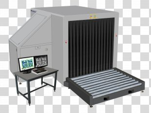 X-ray Machine Cargo Scanning MKDS Training - X Ray Unit PNG