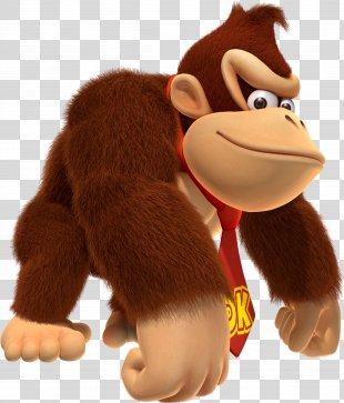 Donkey Kong Country Returns Donkey Kong Country 3: Dixie Kong's Double Trouble! Donkey Kong Land - Donkey PNG