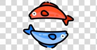 Clip Art Drawing Fish Bone - Clip Art PNG