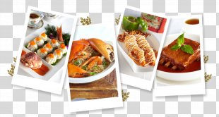 Hors D'oeuvre Chinese Cuisine Dish Thai Cuisine Breakfast - Breakfast PNG